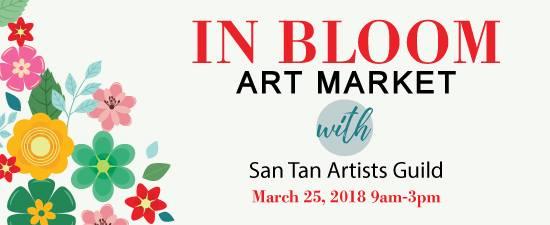 In Bloom Art Market