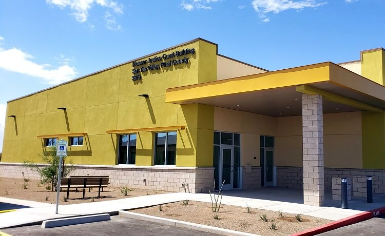 San Tan Valley's New Justice Court Facility Is Up and Running
