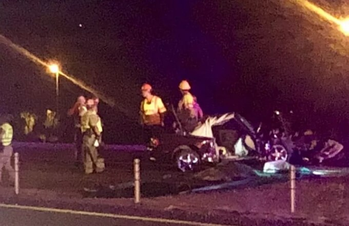 Deadly crash in Apache Junction leaves woman dead, 11 others hurt