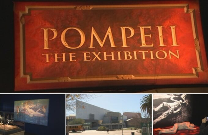 Pompeii comes alive: Arizona Science Center stages life-like volcanic eruption