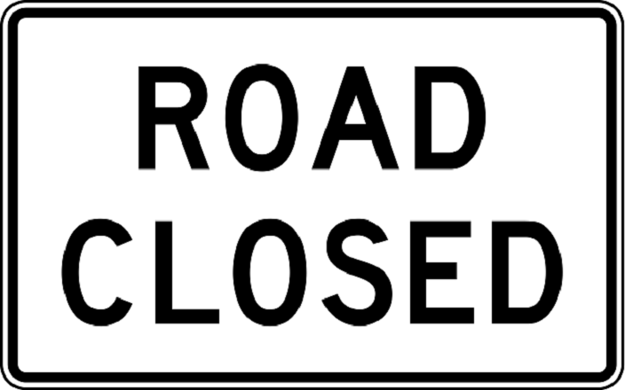 Magma Road to be Closed Through Week of April 8th