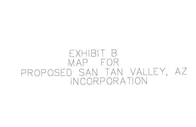 San Tan Valley Ready to Collect Signatures for Incorporation Vote